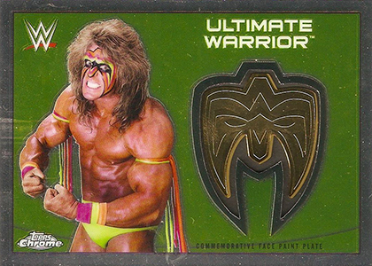 2015 Topps Chrome WWE Wrestling Cards 27