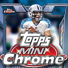 2015 Topps Mini Chrome Football Cards