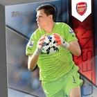 2015 Topps Premier Gold 5x7 Soccer Cards