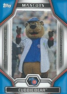 2015 Topps Pro Debut Baseball Mascots Patches
