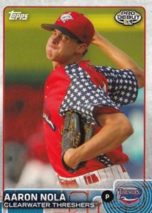 2015 Topps Pro Debut Baseball Variations Guide 14