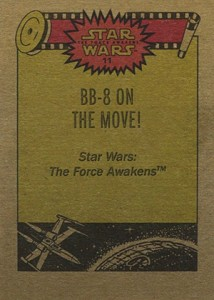 The First Star Wars: The Force Awakens Trading Cards Are Already Here 2