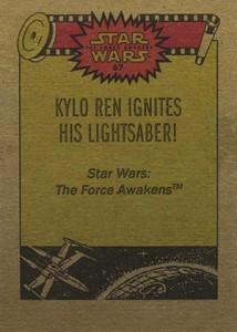 The First Star Wars: The Force Awakens Trading Cards Are Already Here 4