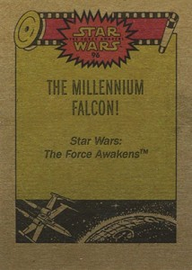 The First Star Wars: The Force Awakens Trading Cards Are Already Here 8