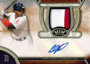 2015 Topps Tier One Baseball Cards 22