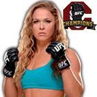 2015 Topps UFC Champions Trading Cards