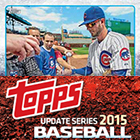 2015 Topps Update Series Baseball Cards