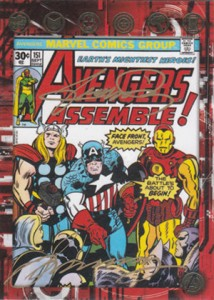 2015 Upper Deck Avengers: Age of Ultron Trading Cards 28