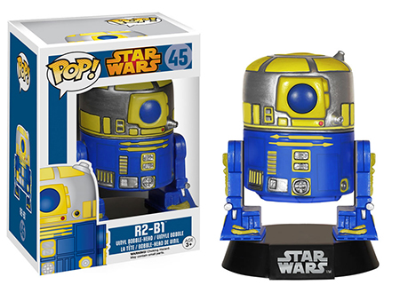 Ultimate Funko Pop Star Wars Figures Checklist and Gallery 58