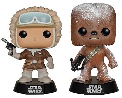 Funko Pop Star Wars GameStop Exclusives