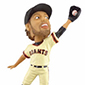 San Francisco Giants Honor Hunter Pence Fence Catch with Bobblehead Giveaway