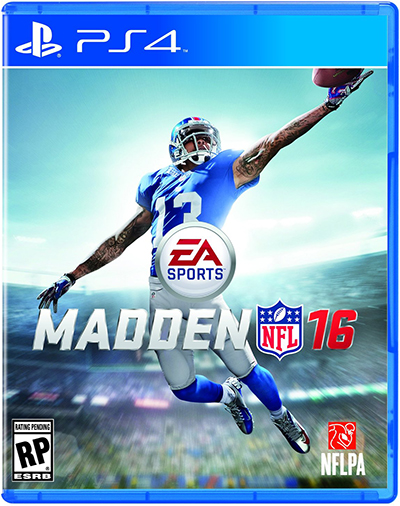 Madden NFL Covers - A Complete Visual History 34