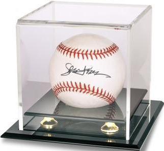 Ultra Pro Baseball Gold Riser Display