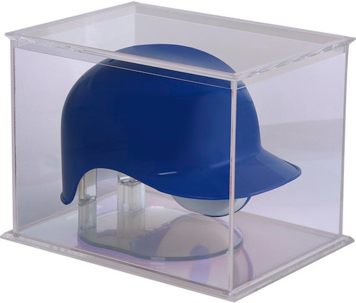 Ultra Pro Helmet Mini Display Box