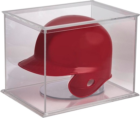 Ultra Pro UV Helmet Mini Display Box