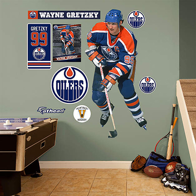 Michael Jordan, Wayne Gretzky Fathead Wall Decals Released 3