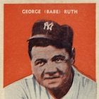 1933 U.S. Caramel Baseball Cards