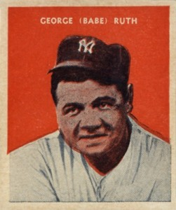 Top 10 Babe Ruth Cards of All-Time 7