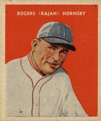 1933 U.S. Caramel Baseball Cards 24
