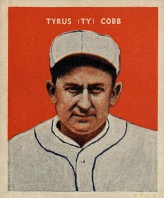 1933 U.S. Caramel Baseball Cards 22