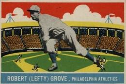 1933 DeLong Baseball Cards 45