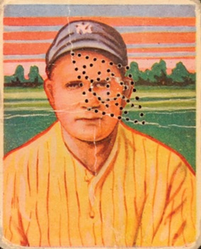 1933 George C. Miller Baseball Cards 2