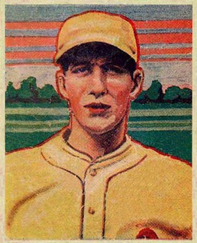 1933 George C. Miller Baseball Lefty Grove