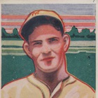 1933 George C. Miller Baseball Cards