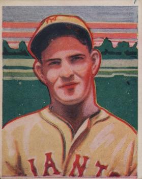 1933 George C. Miller Baseball Cards 24