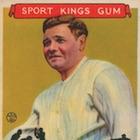 1933 Sport Kings Baseball Cards