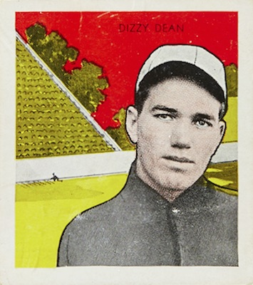 1933 Tattoo Orbit Baseball Cards 22