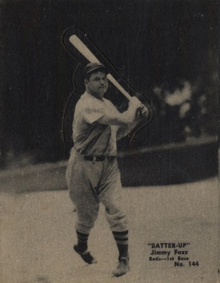 1934-36 Batter Up Baseball Cards 24