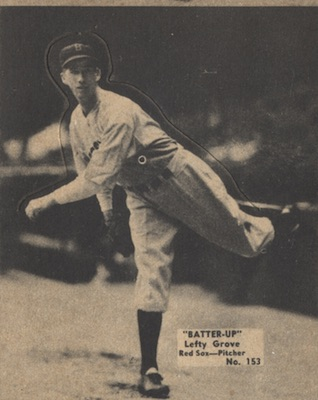 1934-36 Batter Up Baseball Cards 26