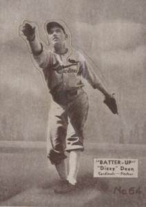 Top 10 Dizzy Dean Baseball Cards 3