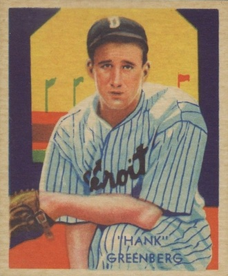 1934-36 Diamond Stars Baseball Cards 26
