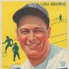 1934 Goudey Baseball Cards