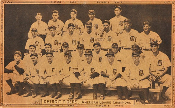 1935 Goudey Baseball Cards 4