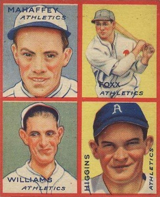 1935 Goudey Baseball Cards 26