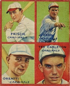 Top 10 Dizzy Dean Baseball Cards 9