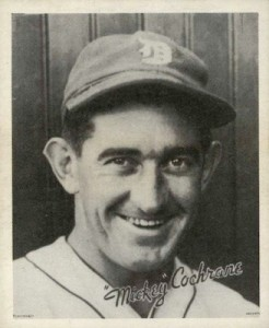 1936 Goudey Baseball Cards 43