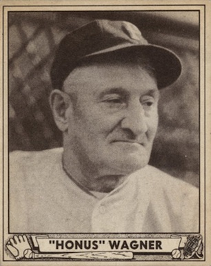 1940 Play Ball Baseball Honus Wagner