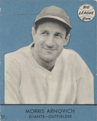 1941 Goudey Baseball Cards 25