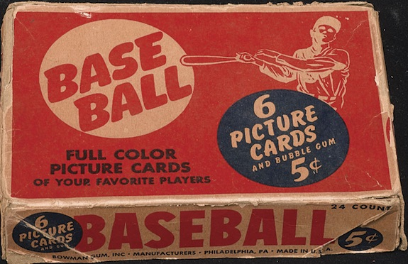 1951 Bowman Baseball Cards 1