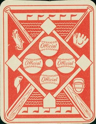 1951 Topps Red Backs Baseball Cards 3