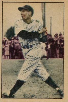 1952 Berk Ross Baseball Cards 5