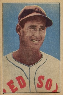 1952 Berk Ross Baseball Cards 30