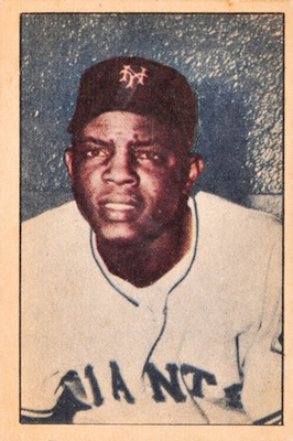 Happy Birthday to The Say Hey Kid! Top 10 Willie Mays Baseball Cards 4