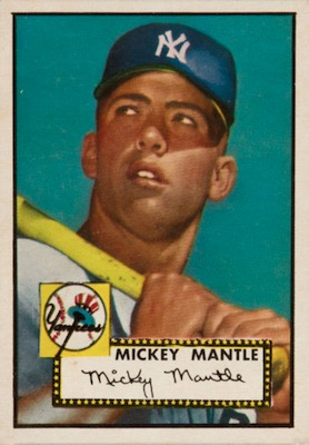 Hottest Mickey Mantle Cards on eBay 1