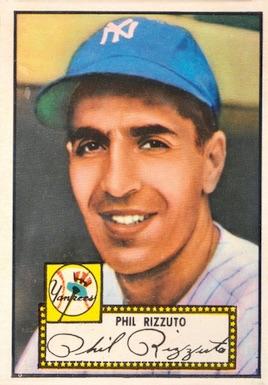 1952 Topps Baseball Phil Rizzuto