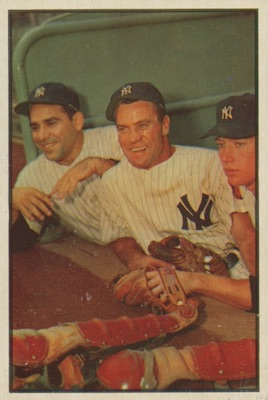 1953 Bowman Baseball Cards 3